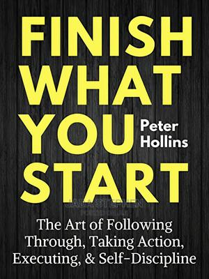 Finish What You Started(Novel) | Books & Games for sale in Kampala, Kawempe