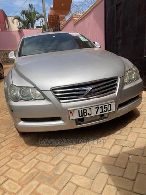 Toyota Mark X 2007 2.5 RWD Silver | Cars for sale in Kampala, Rubaga