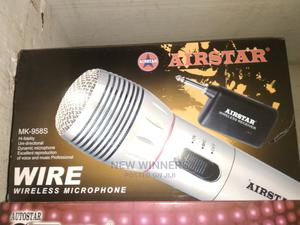 Airstar Wireless Microphone | Audio & Music Equipment for sale in Kampala, Central Division