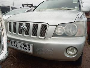 Toyota Kluger 2001 Silver | Cars for sale in Kampala, Rubaga
