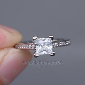 Square Shaped Diamond Engagement Ring | Wedding Wear & Accessories for sale in Kampala, Central Division