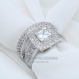 Beautiful Original 2pc Wedding Engagement Rings | Wedding Wear & Accessories for sale in Kampala, Central Division