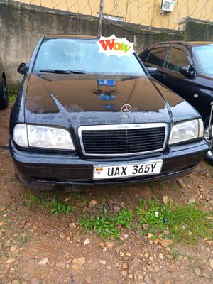 Mercedes-Benz C200 1998 Black | Cars for sale in Kampala, Central Division