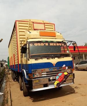 Fuso Boxbody 16 Wheeler for Sale | Trucks & Trailers for sale in Kampala, Central Division