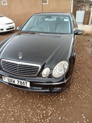 Mercedes-Benz E240 2004 Black | Cars for sale in Kampala, Makindye