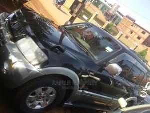 Mitsubishi Pajero 2003 Black   Cars for sale in Kampala, Central Division