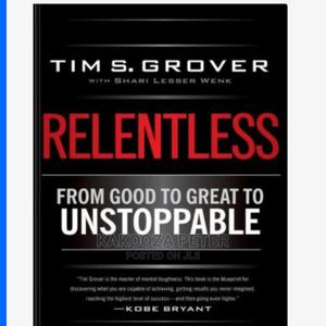 Relentless By Tim S. Grover | Books & Games for sale in Kampala, Kawempe