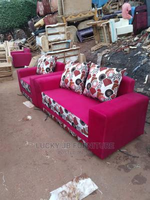 Simple Sofa Set 5 Seaters | Furniture for sale in Kampala, Central Division