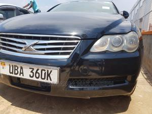 Toyota Mark X 2007 2.5 RWD Black   Cars for sale in Kampala, Central Division