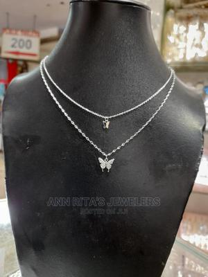Stainless Steel Silver Necklaces | Jewelry for sale in Kampala, Central Division