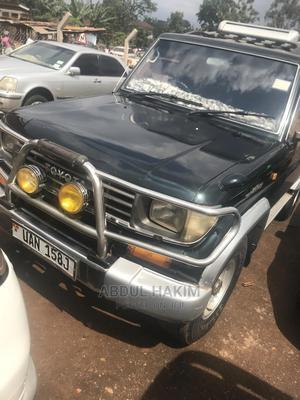 Toyota Land Cruiser Prado 1998 Black | Cars for sale in Kampala, Central Division