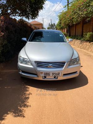 Toyota Mark X 2007 Silver | Cars for sale in Kampala, Rubaga