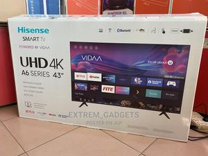 43inches Hisense Smart Uhd 4k | TV & DVD Equipment for sale in Kampala, Central Division