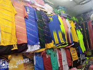 Football Uniform Adidas Original Material   Clothing for sale in Kampala, Central Division