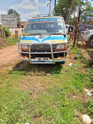 Toyota Hiace 1996 White | Buses & Microbuses for sale in Mukono, Mukono TC