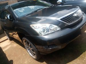 Toyota Harrier 2007 2.4 Gray   Cars for sale in Kampala, Central Division
