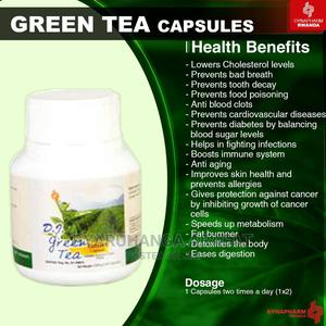 Green Tea Capsules | Vitamins & Supplements for sale in Kampala, Central Division