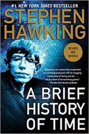 A Brief History of Time by Stephen Hawking   Books & Games for sale in Kampala, Makindye