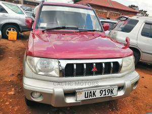 Mitsubishi Pajero IO 2000 Red   Cars for sale in Kampala, Central Division