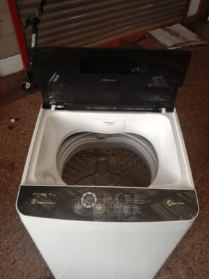 Hisense Top Loader Washing Machine | Home Appliances for sale in Kampala, Central Division