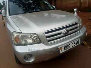 Toyota Kluger 2005 Silver | Cars for sale in Kampala, Rubaga