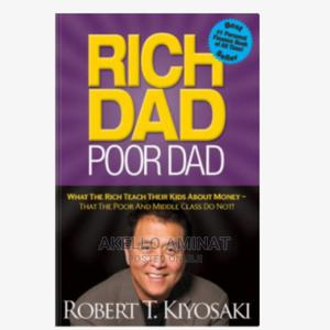 Rich Dad Poor Dad   Books & Games for sale in Kampala, Central Division