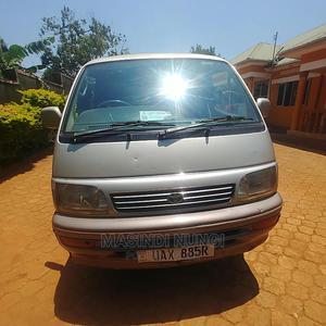 Toyota Hiace 2001 Silver   Buses & Microbuses for sale in Wakiso, Katabi