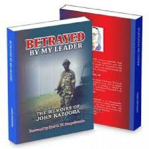 Betrayed by My Leader | Books & Games for sale in Kampala, Central Division