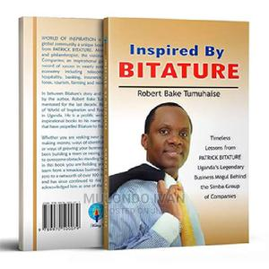 Inspired by Bitature | Books & Games for sale in Kampala, Central Division
