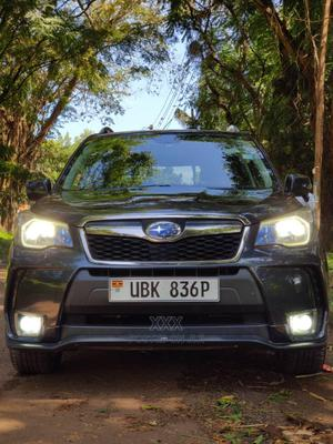 Subaru Forester 2016 2.0XT Premium AWD Gray | Cars for sale in Kampala, Central Division