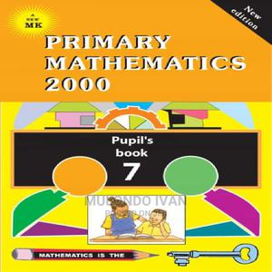MK Maths 2000 P7 | Books & Games for sale in Kampala, Central Division