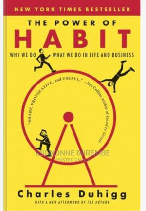 The Power Of Habit By Charles Duhhig | Books & Games for sale in Kampala, Central Division
