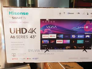 """Hisense 43""""Inches Smart 4k 
