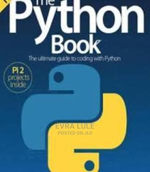 The Python Book Ebook | Books & Games for sale in Kampala, Makindye