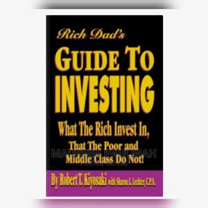 Rich Dad's Guide to Investing | Books & Games for sale in Kampala, Central Division