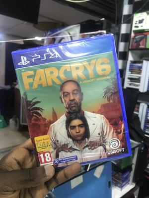 Farcry 6 Ps4 | Video Games for sale in Kampala, Central Division