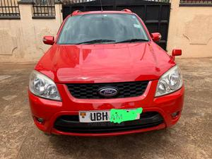 Ford Escape 2008 Red   Cars for sale in Kampala, Central Division