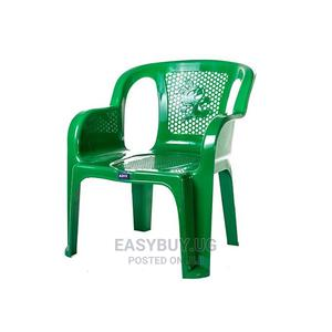 Plastic Small Baby Chair - Green   Children's Furniture for sale in Kampala, Central Division