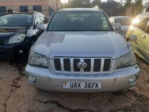 Toyota Kluger 2004 Silver | Cars for sale in Kampala, Central Division