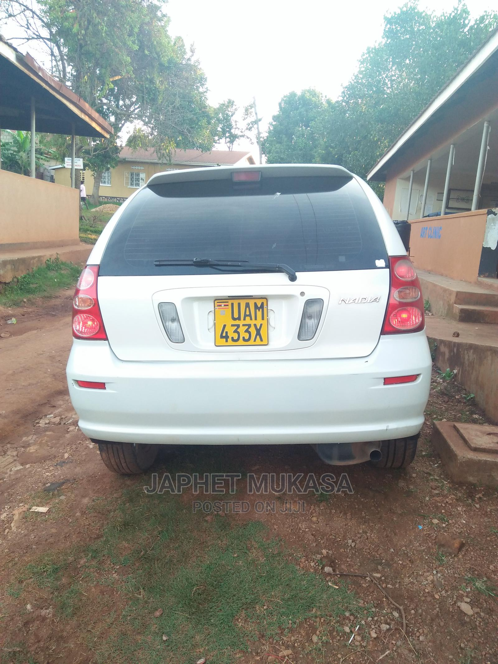 Toyota Nadia 1998 2.0 150hp AWD White | Cars for sale in Central Division, Kampala, Uganda
