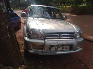 Toyota Land Cruiser Prado 1998 Silver | Cars for sale in Kampala, Nakawa