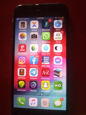 Apple iPhone 6 64 GB Silver   Mobile Phones for sale in Kampala, Central Division