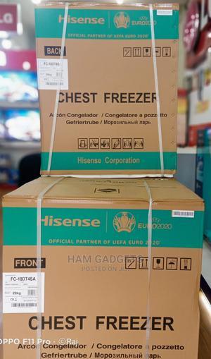 Hisense Deep Freezer 180litres | Kitchen Appliances for sale in Kampala, Central Division