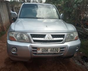 Mitsubishi Pajero 2002 Silver | Cars for sale in Kampala, Central Division