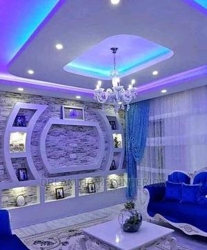 Gypsum Ceiling and TV Unit - 120,000/Sm   Other Repair & Construction Items for sale in Kampala, Central Division