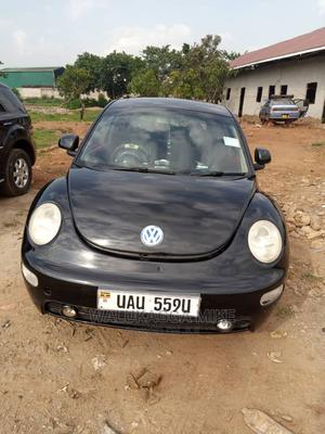 Volkswagen Beetle 2001 S Turbo Black   Cars for sale in Kampala, Central Division