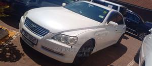Toyota Mark X 2007 2.5 AWD White | Cars for sale in Kampala, Central Division