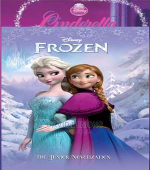 Frozen Junior Novel   Books & Games for sale in Kampala, Central Division