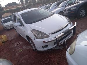 Toyota Wish 2005 White   Cars for sale in Kampala, Makindye