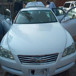 Toyota Mark X 2008 2.5 AWD White | Cars for sale in Kampala, Central Division